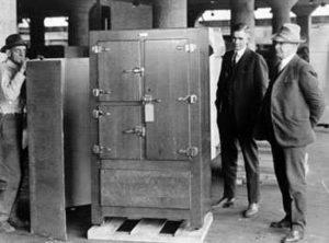 История изобретения холодильника