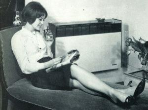 История обогревателя