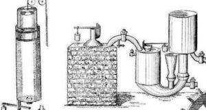 История пароочистителя