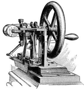 Эллиас Хоу - изобретатель швейной машинки