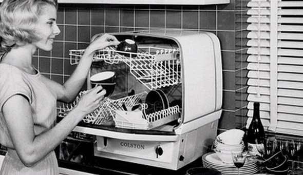 История посудомоечной машины