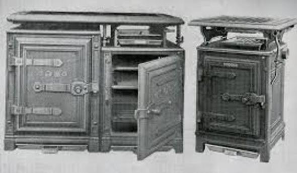История электрических печей