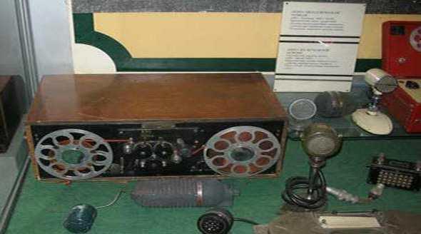 Первый советский магнитофон