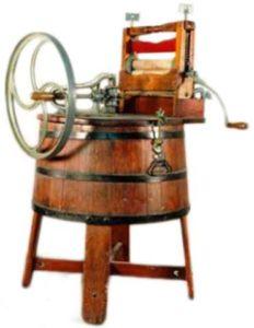 Стиральная машина Уильяма Блэкстоуна