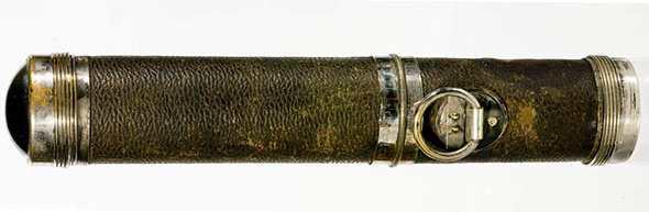 История электрического фонарика