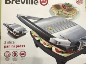 История бутербродницы
