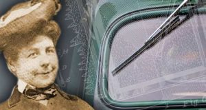 История стеклоочистителя