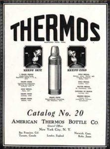История термоса