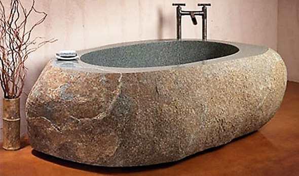 История ванны
