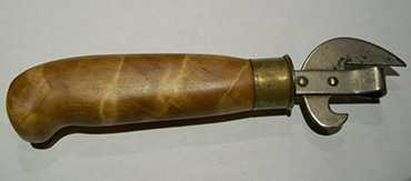 История консервного ножа
