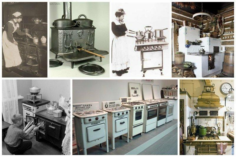 История встраиваемых газовых варочных плит